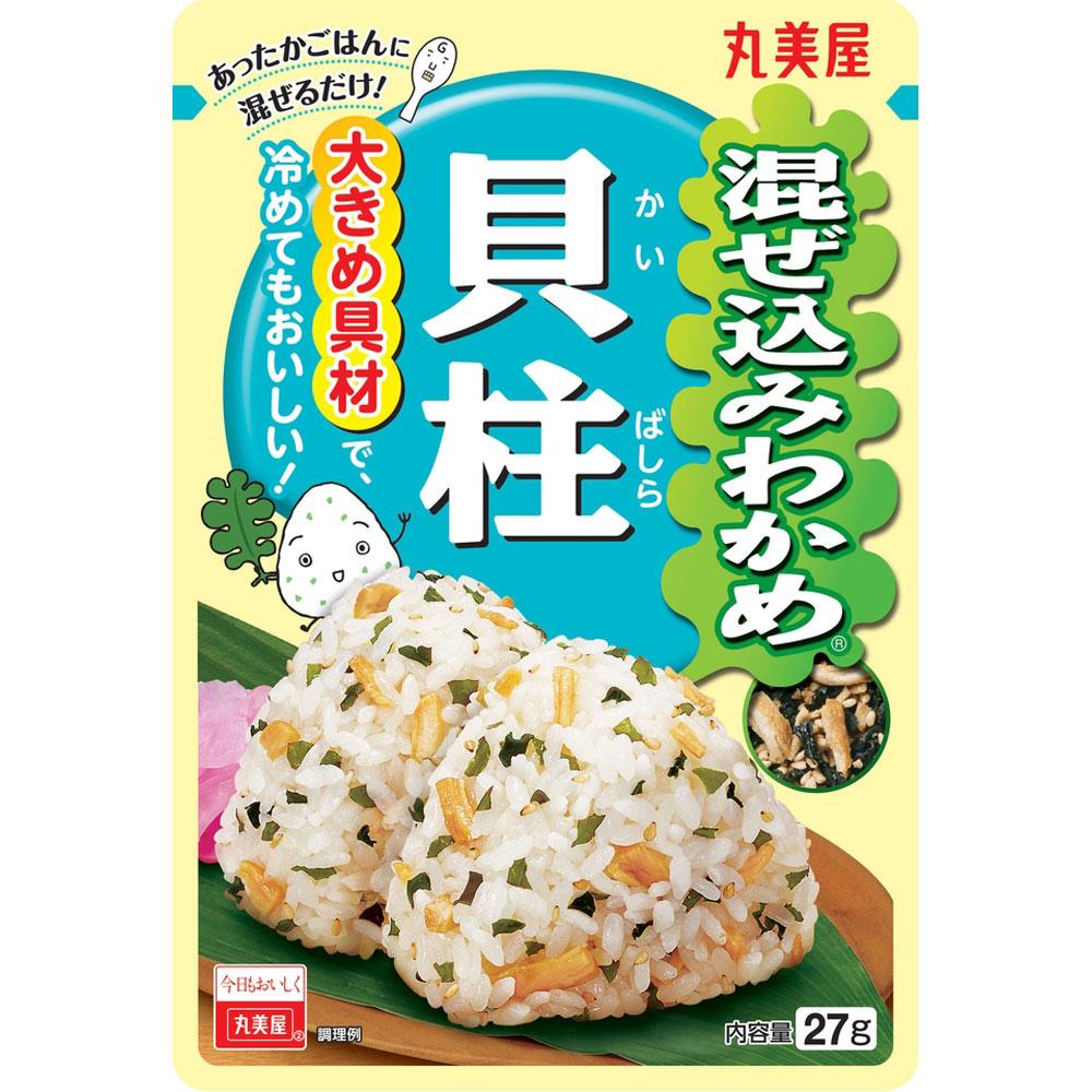 Marumiya Mazekomi Wakame Kaibasira – Shojikiya