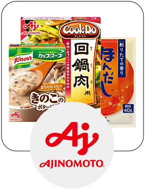 Ajinomoto 味の素