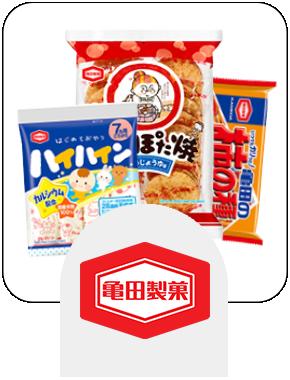 Kameda 亀田製菓